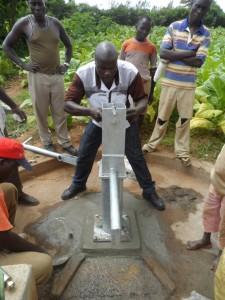 The Water Project : kenya4135-angurai-kolait-borehole-3
