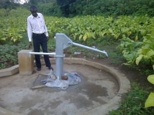 The Water Project : kenya4135-angurai-kolait-borehole-5