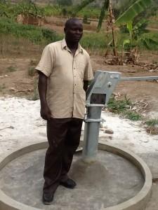 The Water Project : rwanda3066-community-member-2