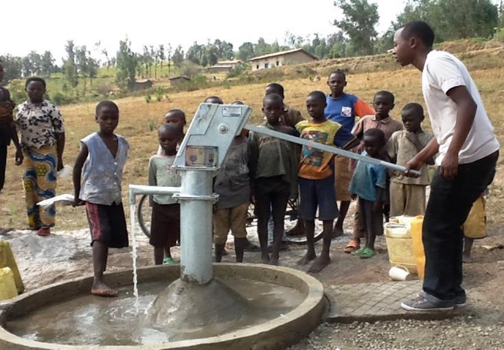 Photo of Nyacyonga Community