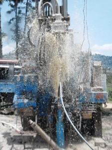 The Water Project : rwanda3069-drilling-2