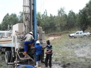 The Water Project : rwanda3070-drilling-1