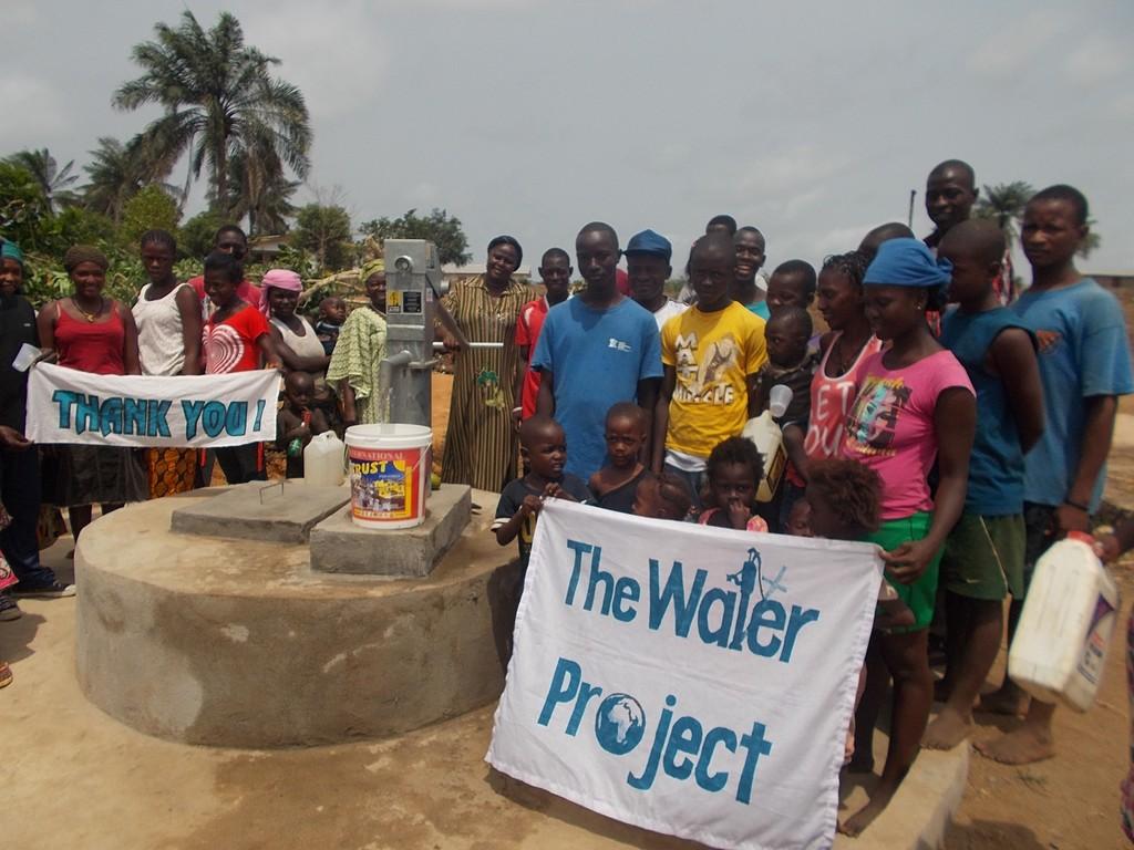 Photo of Lungi, Royema, New Kambees Well Rehabilitation