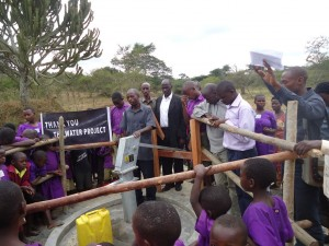 The Water Project : uganda6037-dedication