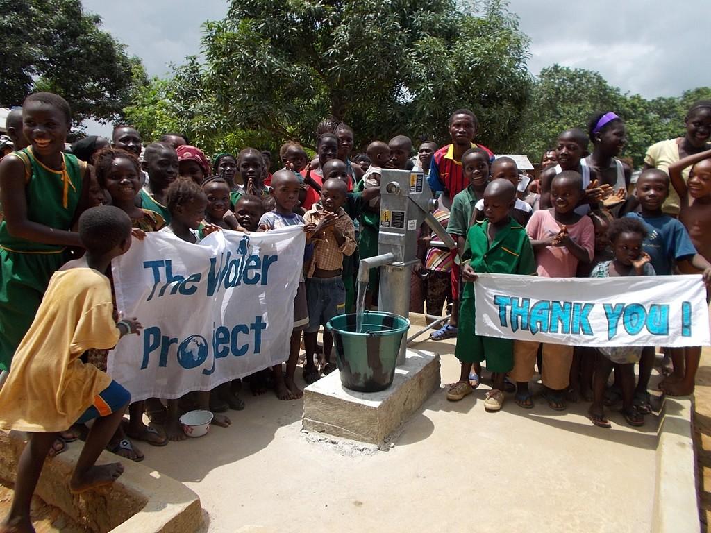 Photo of Waterloo Community Well Rehabilitation Project