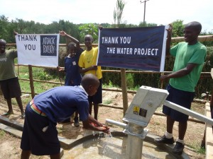 The Water Project : uganda6040-07