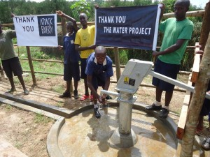 The Water Project : uganda6040-16