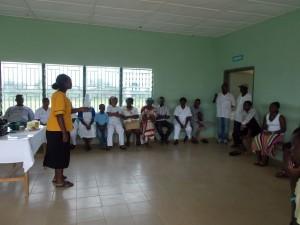 The Water Project : sierraleone5049-05-hygiene-teaching