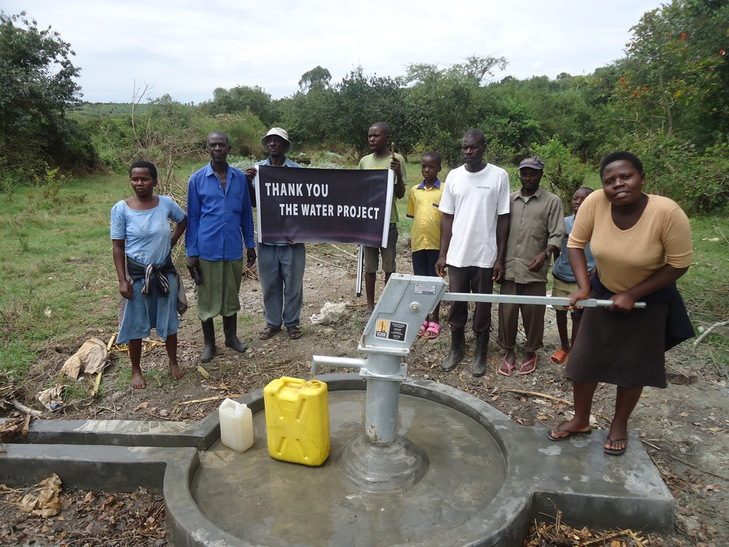 The Water Project : uganda6044-06