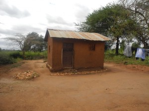 The Water Project : kenya4299-09-first-members-houses