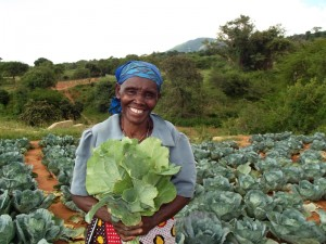 The Water Project : kenya4300-15-farm-2