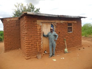 The Water Project : kenya4301-07-first-members-house