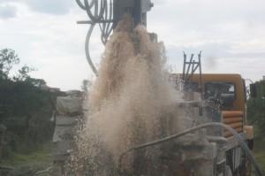 The Water Project : uganda6045-04-kitabo-central-drilling