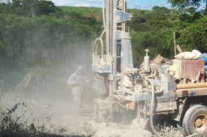 The Water Project : uganda6045-05-kitabo-central-drilling