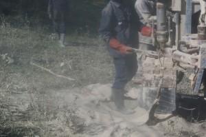 The Water Project : uganda6045-07-kitabo-central-drilling-2