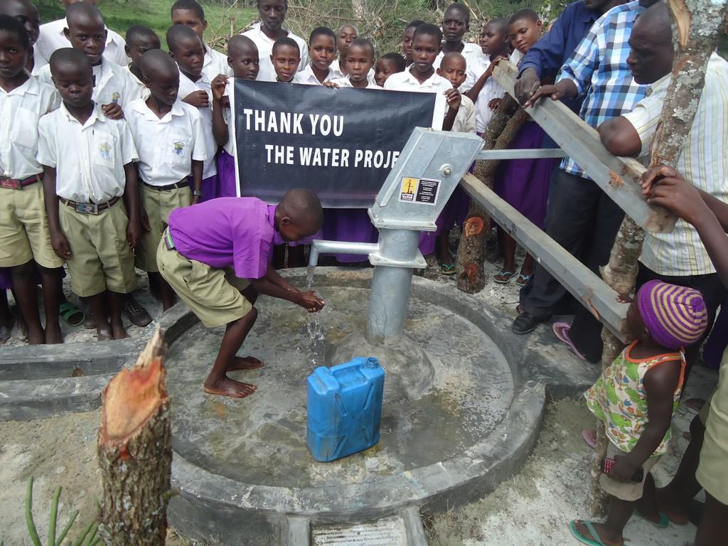 The Water Project : uganda6045-14
