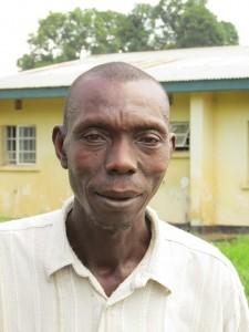 The Water Project : sierraleone5051-11-caretaker