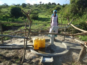 The Water Project : uganda6046-14-bh-interviewed-person-mrs-karegiko-dorcas-2
