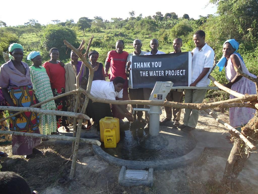 Photo of Kacwangobe Community
