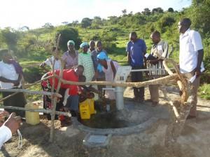 The Water Project : uganda6046-16-wuc-members-2