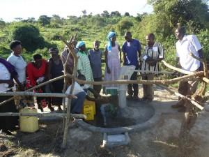 The Water Project : uganda6046-17-wuc-members-2