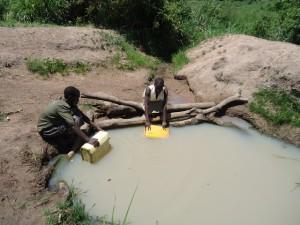 The Water Project : uganda665-01