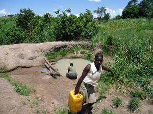 The Water Project : uganda665-04