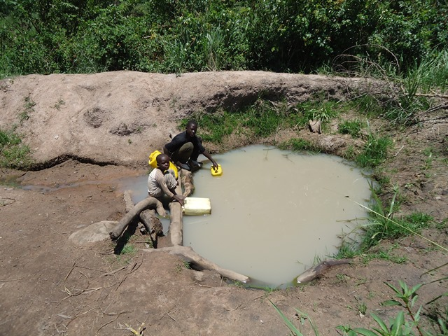 The Water Project : uganda665-07