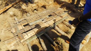 The Water Project : kenya4292-13-prep-for-new-latrine