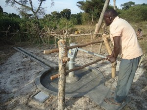 The Water Project : uganda6049-02-interviewed-person