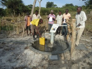 The Water Project : uganda6049-10-water-user-committee