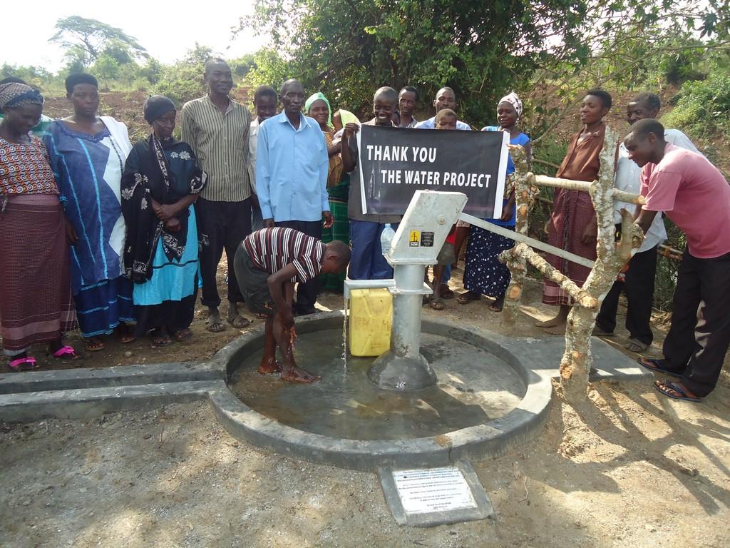 The Water Project : uganda6052-19