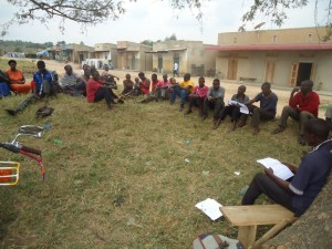 The Water Project : uganda6053-05-akayanja-community-action-planning-meeting