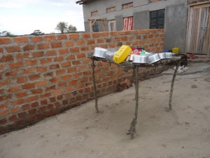 The Water Project : uganda6053-15-new-plate-rack