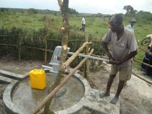 The Water Project : uganda6053-16-bh-caretaker