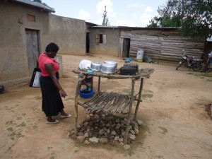 The Water Project : uganda6054-09-new-plate-rack