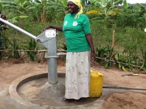 The Water Project : rwanda3082-06-caretaker