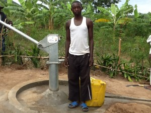 The Water Project : rwanda3082-07-interviewed-person