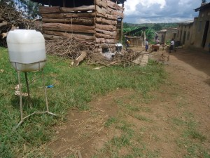 The Water Project : uganda6055-11-hwf-at-kitchen