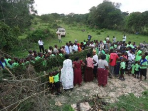 The Water Project : uganda6056-17-community-sensitization-at-the-well