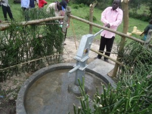 The Water Project : uganda6056-32-interviewed-person