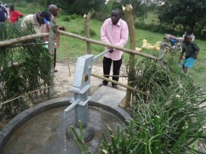 The Water Project : uganda6056-33-interviewed-person