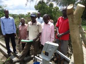 The Water Project : uganda6056-40-wuc-members