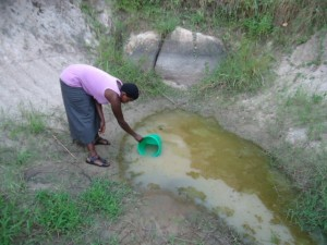 The Water Project : uganda6057-06-previous-water-source