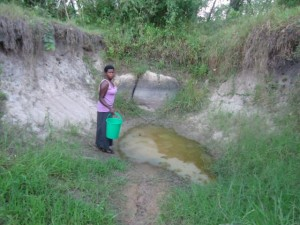 The Water Project : uganda6057-07-previous-water-source