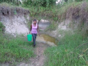 The Water Project : uganda6057-08-previous-water-source