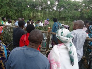 The Water Project : uganda6057-22-community-mobilization-meeting