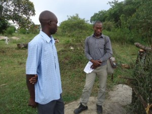 The Water Project : uganda6057-57-interviewed-person