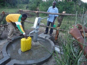 The Water Project : uganda6057-60-interviewed-person