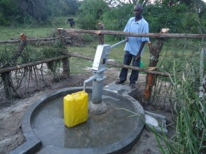The Water Project : uganda6057-62-interviewed-person